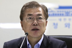 北韓再射飛彈 文在寅就職以來第2次