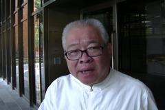 國民黨主席選前之夜 朱高正要為吳敦義講公道話
