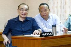 立委問施政表現 馮世寬:過去1年沒戰爭