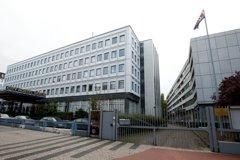 北韓駐德大使館 租地營利欠稅千萬