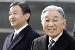 日本通過立法 最快明年日皇退位