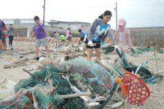 海洋垃圾第一名:寶特瓶