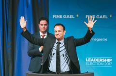 副總理引爭議 愛爾蘭政府陷入垮台危機