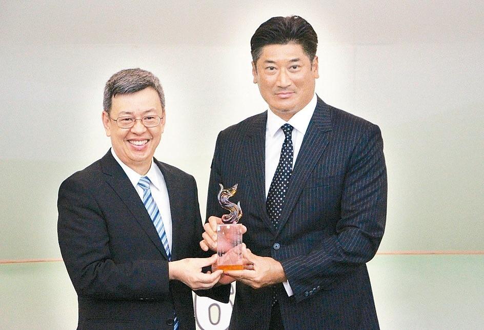中信反毒基金會 政院表揚