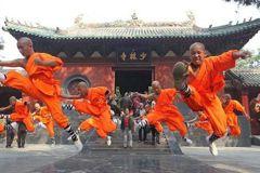 比拚鐵砂掌 少林寺要辦「東方奧運」