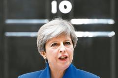 英媒:保守黨已準備 向首相梅伊逼宮