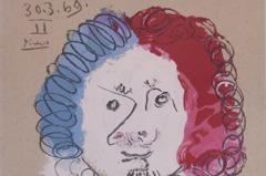 畢卡索:我把一生花在了解如何畫得像小孩