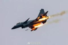 中共空軍首次承辦「航空飛鏢」等兩項國際軍事比賽
