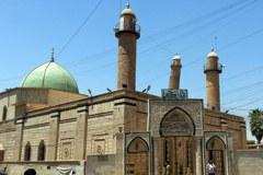 伊拉克摩蘇爾800年古清真寺遭炸 現場滿目瘡痍