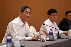 張志軍預祝雙城論壇成功 未提見柯文哲