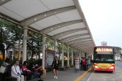 公共運輸市占率 台北市最高嘉義市最低