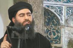 傳IS證實:領導人巴格達迪死亡