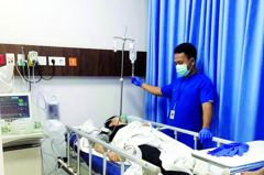 遊峇里島染病毒 重慶女昏迷命危