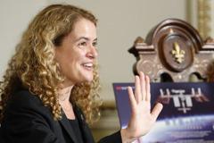 加拿大新總督 由前任女太空人出任