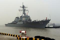 環時:北京應與美攤牌 阻美艦停靠台灣