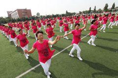 廣場舞跳進中國全運會 要先海選