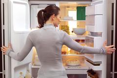 冰箱內的食物擺設 決定了你是胖是瘦!