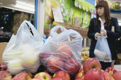 擴大管制塑膠袋 店家憂民眾反彈