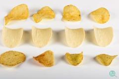 洋芋片都一樣?你吃的是新鮮切片的還是粉壓的?