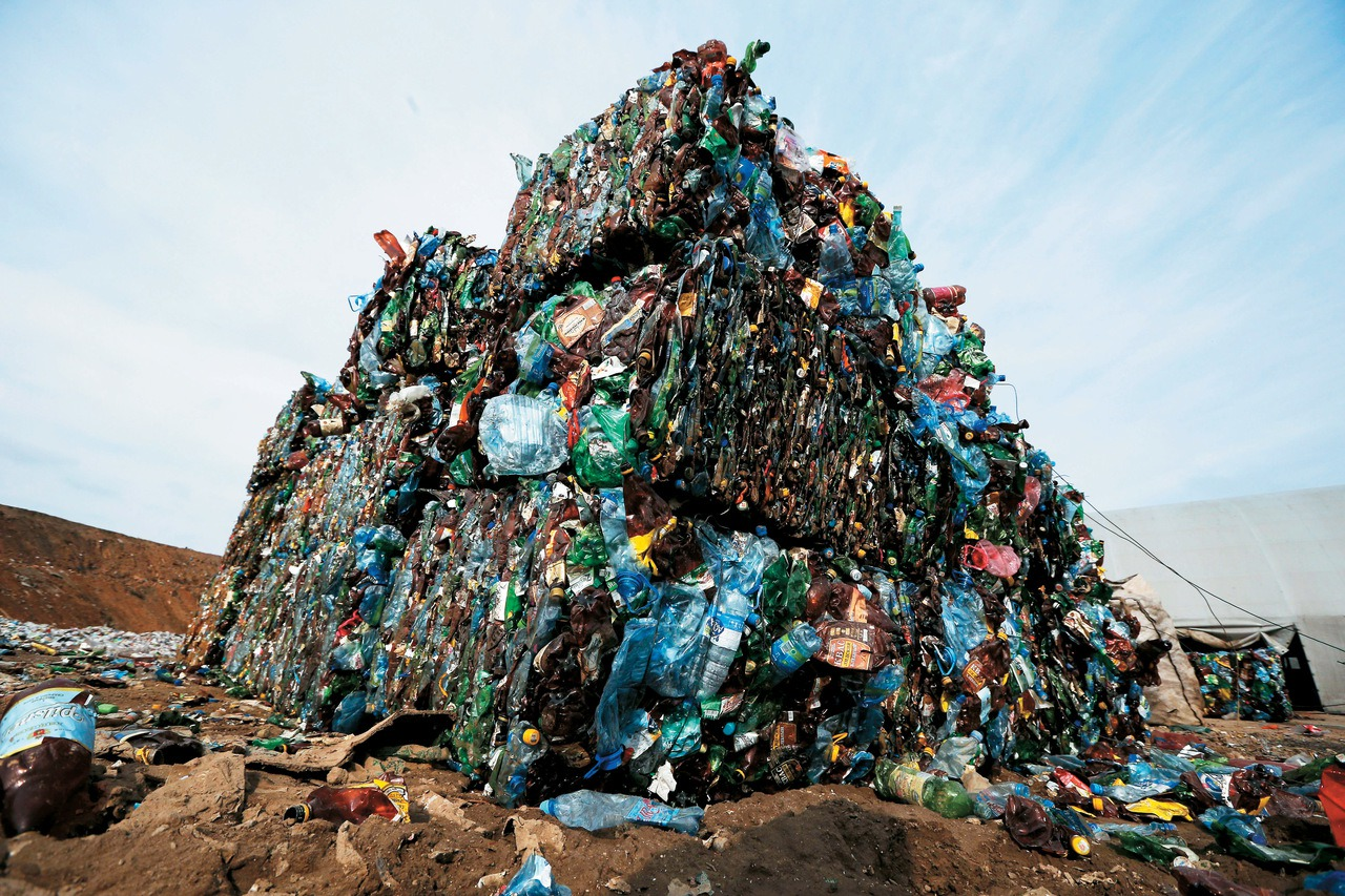 我們活在「塑膠更新世」
