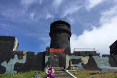 烏坵嶼燈塔英人設計 戰略位置黝黑塗裝