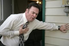 男突發胸痛 急性肺栓塞險奪命