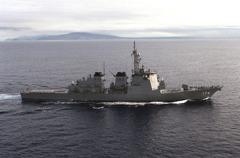 航向波羅的海 中俄聯合軍演各國關注
