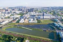 高市完成第12座滯洪池 滯洪量將破300萬噸