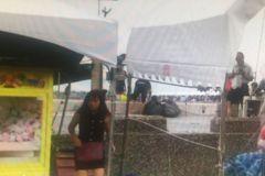 東石漁人碼頭海之夏祭落幕 傳女遊客觸電意外