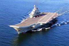 共軍機艦綿密繞台 退將:擴大外圍監視海域刻不容緩