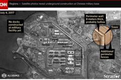解放軍駐吉布地基地啟用 投入護航任務