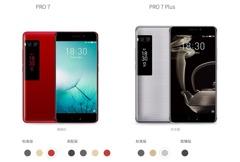 更方便檢視訊息 魅族Pro 7、7 Plus在機身背面加入第二螢幕