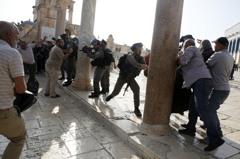 【重磅快評】耶路撒冷聖地爭奪 槍桿擋得了穆斯林?