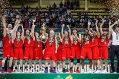 女籃亞洲盃/以小搏大 日本為何能稱霸亞洲?