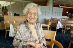 齊邦媛養生村日記 「我才80歲,有自己的生活要過」