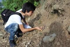 考古愛好者天堂!台日專家親授八里考古遺址