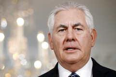 放軟聲調談北韓 提勒森:美國非敵人