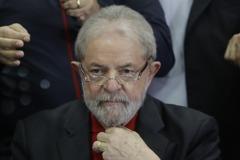 巴西法院受理前總統魯拉別墅受賄案
