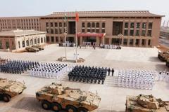 中共海軍進駐吉布地 陸專家:規模空前