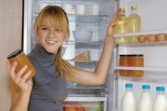 冰箱最被忽略的地方 囤積最多卡路里又害健康