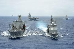 應對威脅 美軍準備展開9戰區全球軍演