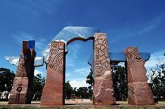 解現代雕塑的命題 郭清治的藝術人生
