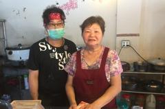 蔣經國西瓜吃到見底白肉 母子懷念節儉親民總統