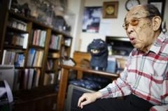 日本哥吉拉演員肺炎過世 享壽88歲