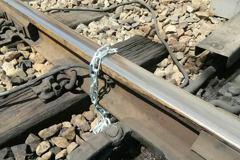 「這一定要抓起來法辦!」 鐵路警察全力抓搞軌男子