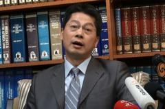 外交部發言人王珮玲調任 李憲章暫代