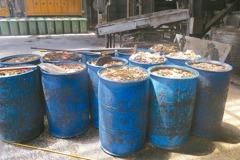 落實廚餘回收 苗市街頭設廚餘桶
