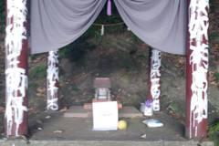 圓山水神社石狛犬遭竊 文化局:絕對罪無可赦