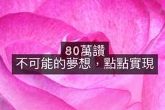 羅智強粉絲破80萬 李艷秋贈藍白拖