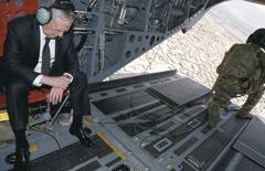 美防長抵巴格達 伊拉克部隊強攻塔阿法